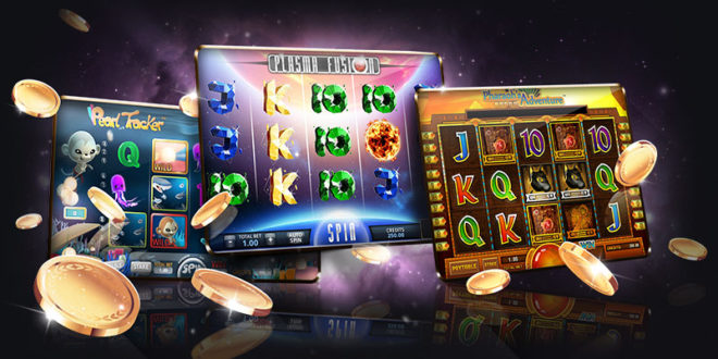 How is online slots the future