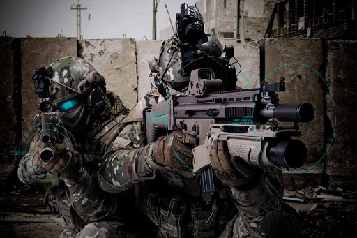 Get To Know About Airsoft