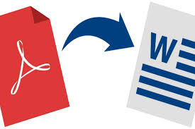 Know why it is necessary to have a pdf to word converter by hiring and not free