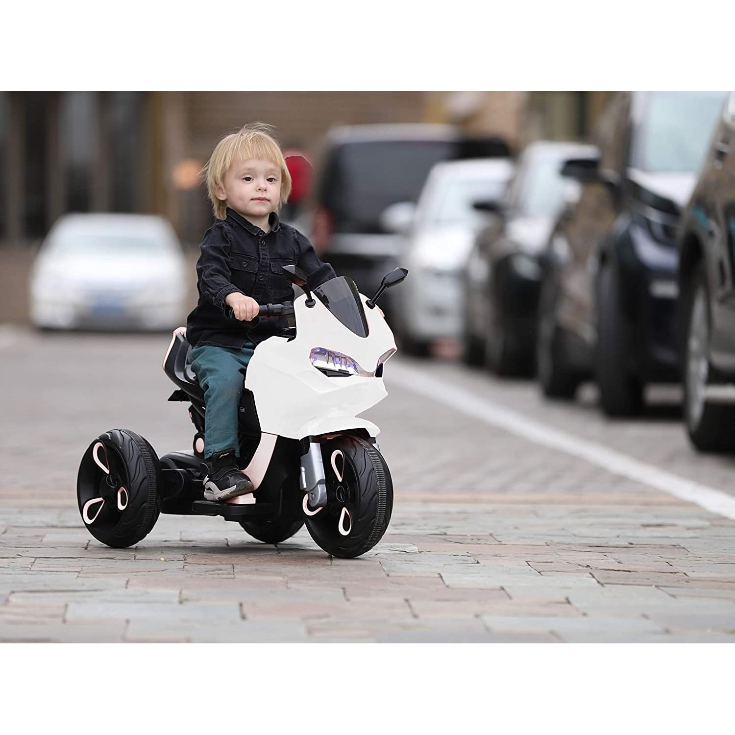 Growing kids and a guide on how to buy them an electric bike