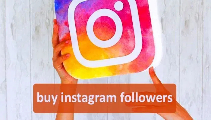 Get to buy followers on Instagram