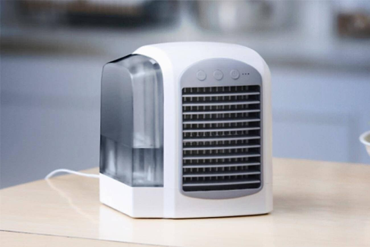 Breeze Maxx performs better than an air conditioner